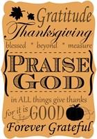 Praise God Fine-Art Print