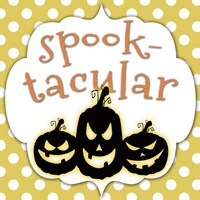 Spooktacular Pumpkins Fine-Art Print