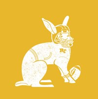 Wabbit Yellow Fine-Art Print