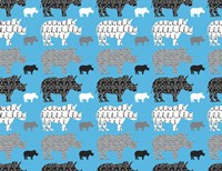 Rhino Safari Fine-Art Print