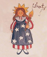 Liberty Lady Fine-Art Print