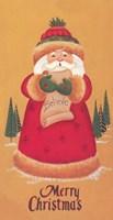 Merry Christmas Santa Fine-Art Print