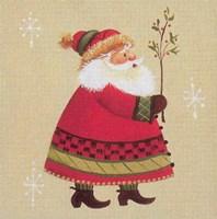 Santa 2 Fine-Art Print