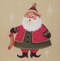 Santa 3 Fine-Art Print
