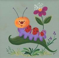 Inch Worm Fine-Art Print