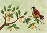 Partridge In A Pear Tree Fine-Art Print