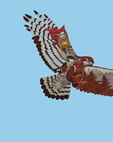 Birds of Wentwood Forest Fine-Art Print