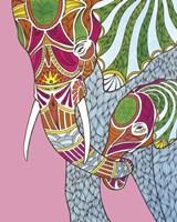 Elephants Fine-Art Print