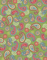 Paisley Pattern 1 Fine-Art Print