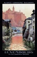 Lusembourg Fine-Art Print