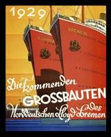 Grossbauten Fine-Art Print