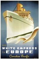 White Empress Fine-Art Print
