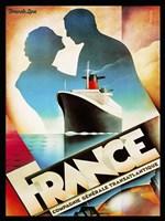 Sail to France Fine-Art Print