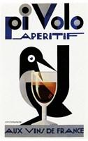 Pi Volo Aperitif Fine-Art Print