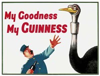 My Goodness My Guinness Fine-Art Print