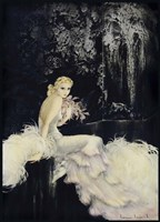 Deco Night Fine-Art Print