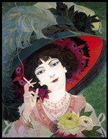 De Feure Smoker Portrait I Fine-Art Print