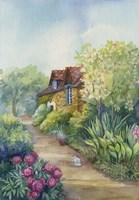 Path to Cottage Fine-Art Print