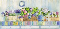 Floral Display 1 Fine-Art Print