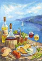 Wine & Cheese Fine-Art Print