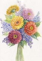 Bunch of Flowers Fine-Art Print