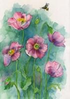 Pink Blooms Fine-Art Print