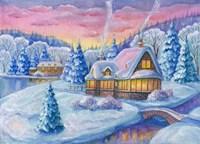 Winter Landscape Fine-Art Print