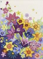 Bellflowers Fine-Art Print