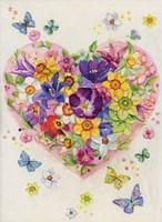 Flowering Heart Fine-Art Print
