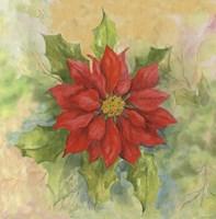Poinsettia 1 Fine-Art Print
