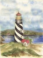 Lighthouse 3 Fine-Art Print