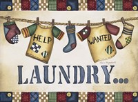 Laundry Fine-Art Print