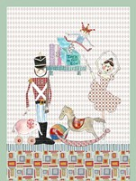 The Steadfast Tin Soldier And His Ballerina Fine-Art Print