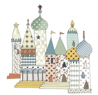 Aladin's Palace Fine-Art Print