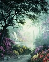 Emerald Glow Fine-Art Print