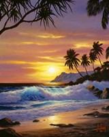 Tropical Shores Fine-Art Print
