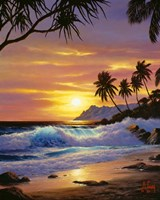Tropical Shores Fine-Art Print