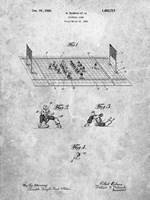 Football Game Patent Fine-Art Print