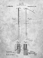 Hockey Stick Patent Fine-Art Print