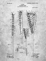 Lacrosse Stick Patent Fine-Art Print
