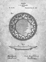 Haviland Plate Patent Fine-Art Print