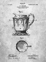 Pitcher or Similar Article Patent Fine-Art Print