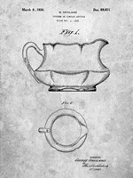 Haviland Pitcher or Similar Article Patent Fine-Art Print