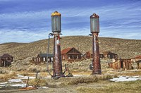 Old Gas Station Fine-Art Print