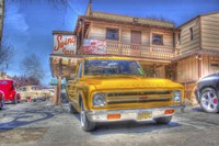 Yellow Pick Up Fine-Art Print