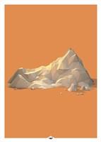 Low Poly Mountain 2 Fine-Art Print