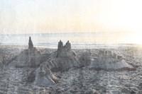 Sand Castle II Fine-Art Print