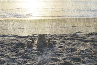 Sand Castle III Fine-Art Print