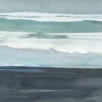 Teal Sea I Fine-Art Print