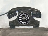 Phoning II Fine-Art Print